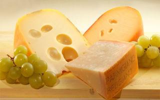 Характеристика сыров