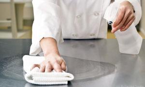 Санитарные требования к устройству и содержанию помещений