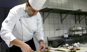 Требования к организации рабочего места повара